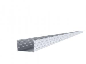 Профиль  стоечный для гипсокартона ПС 75х50х3000 ОЦ