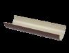 Желоб водосточный ПВХ  VERAT Шоколад d125