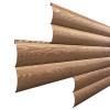 Сайдинг WoodStock Бревно330/354 Кедр Текстурированный