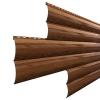 Сайдинг WoodStock Бревно330/354 Мореный дуб