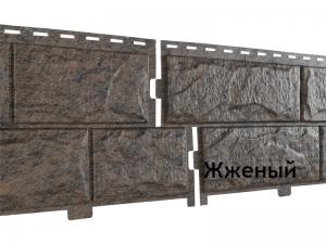 Фасадная панель Ю-Пласт СтоунХаус КАМЕНЬ 3000*225 мм 0,69 м2