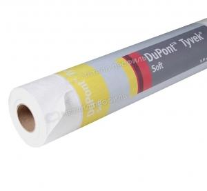 Пленка гидроизоляционная Tyvek Soft (1,5*50 м)