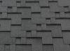 Гибкая черепица RoofShield Премиум, Модерн, Серый с оттенением
