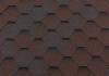 Гибкая черепица RoofShield Премиум Стандарт Медный