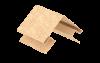 Ю-Пласт Стоун-Хаус наружный угол Песочный 3025*230