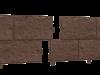 Ю-Пласт Стоун Хаус Камень жженый 3025*230