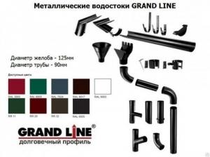 GRAND LINE МЕТАЛ Optima