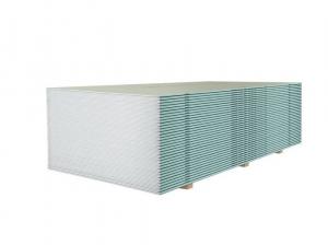 Гипсокартон влагостойкий KNAUF 12,5 мм